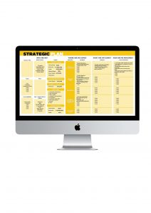 OPP 001 One Page Plan scaled