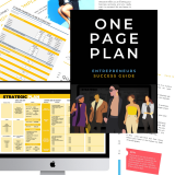 One Page Plan Budle